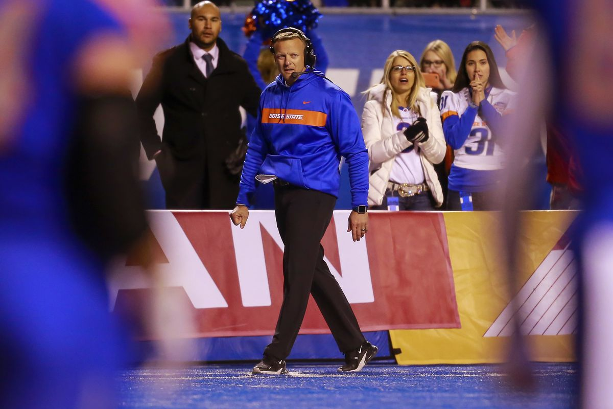 While Air Force questions its place in the MW, Boise State finds the league a 'good fit' as it visits BYU on …