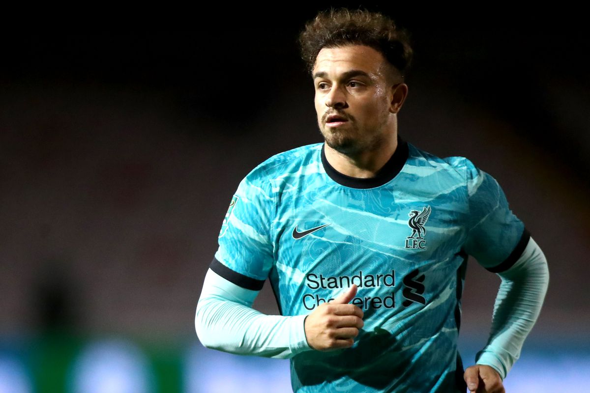 Xherdan Shaqiri Decided To Stay With Liverpool Despite Transfer Interest The Liverpool Offside