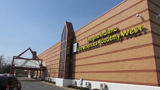 Imagine Life Sciences Academy West in in Indianapolis will close at the end of this year.