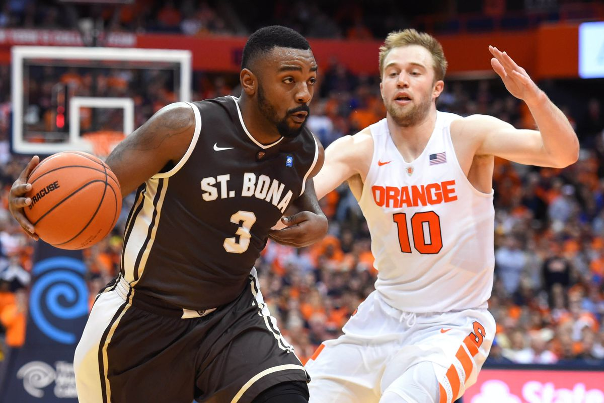 Bonnies Senior Guard, Marcus Posley, dropped 35 points in win over Canisius