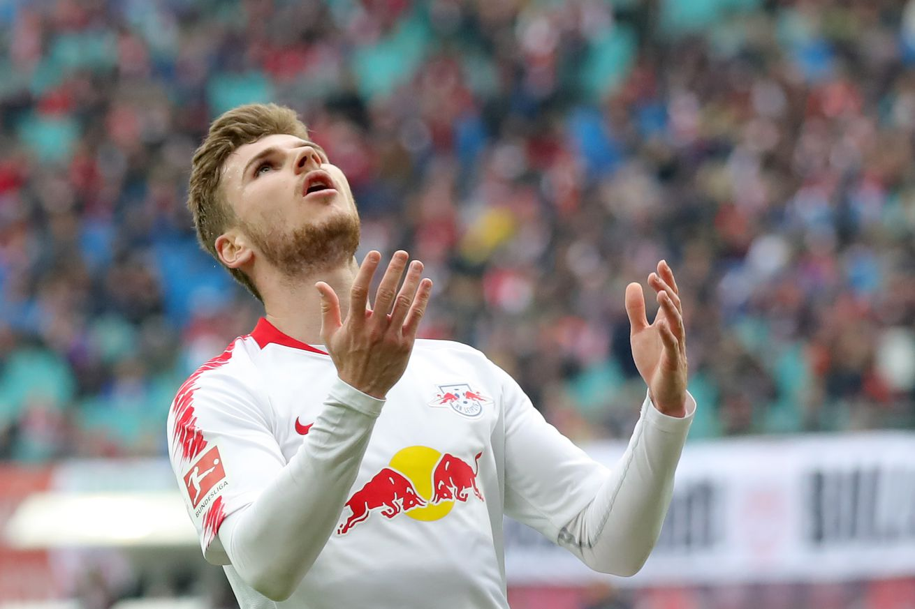 RB Leipzig opens bidding for Timo Werner