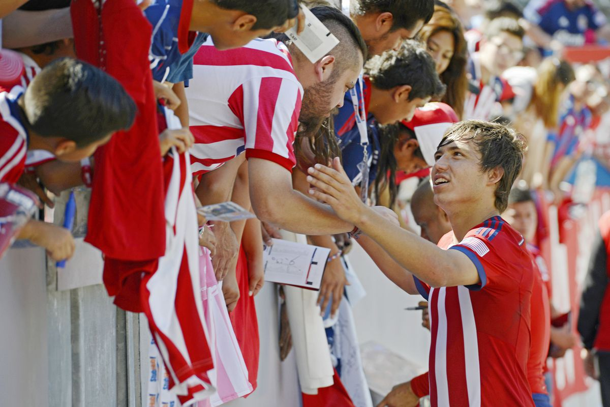"""""""There's only one Chivas:"""" Well, except for this other one, for one more year."""