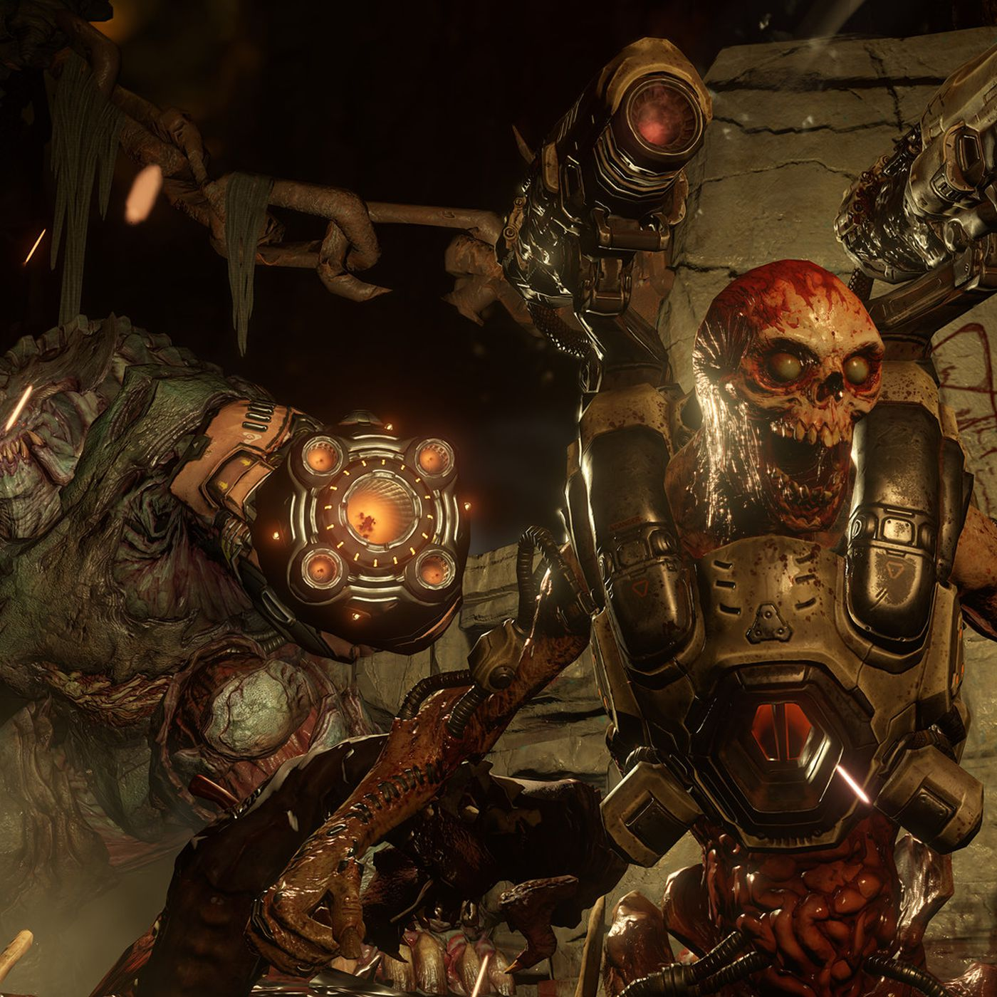 Doom gets motion controls on the Nintendo Switch (update) - Polygon