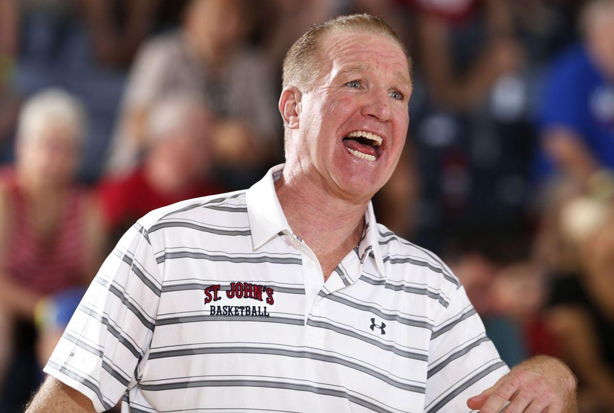 NCAA Basketball: Maui Invitational Game 1 Vanderbilt Commodores vs St. John's Red Storm
