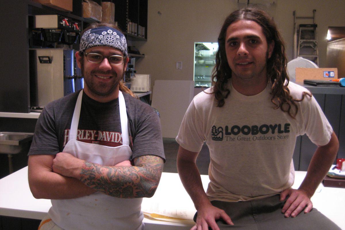 Vinny Dotolo and Jon Shook