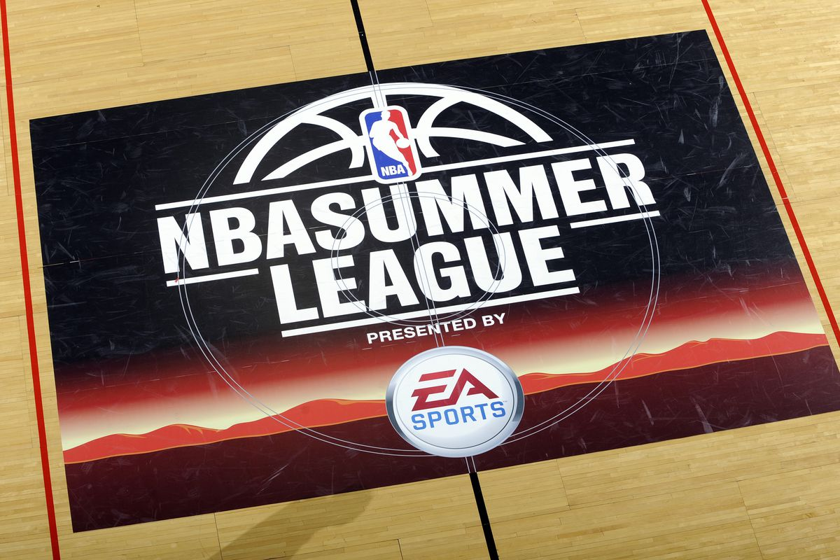 2008 NBA Summer League in Las Vegas