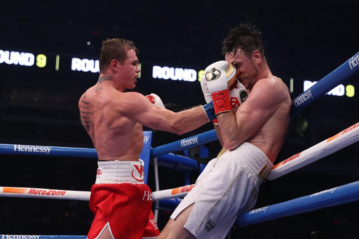 Boxing: Canelo Alvarez vs Callum Smith