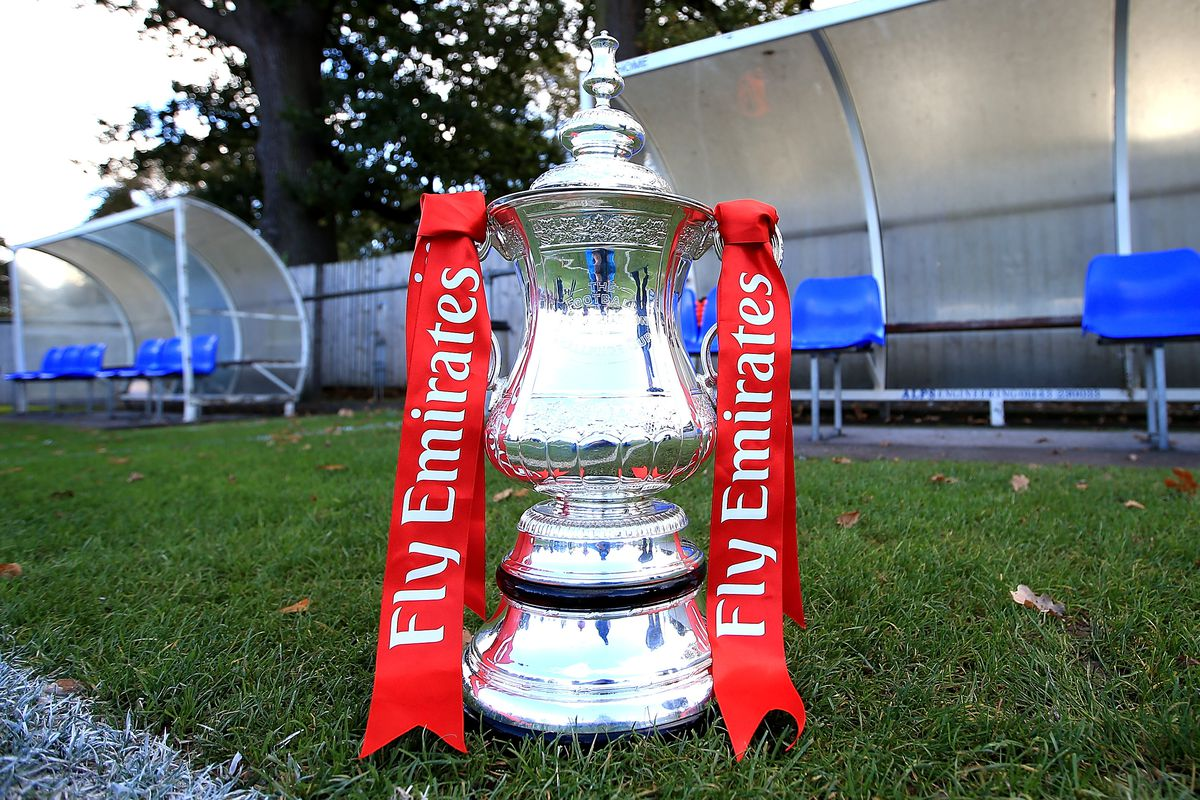 Westfields v Leiston: Emirates FA Cup 4th Round Qualifying