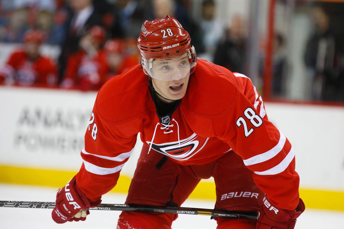 Alexander Semin is returning to the states early for rehab