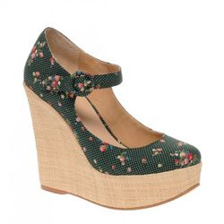 """Floral wedge, $65, at <a href=""""http://us.asos.com/Womens-wedges-Wedge-sandals-boot-wedges-wedge-heels/s07ax/?cid=10266#parentID=-1&pge=0&pgeSize=-1&sort=-1"""" rel=""""nofollow"""">ASOS</a>"""