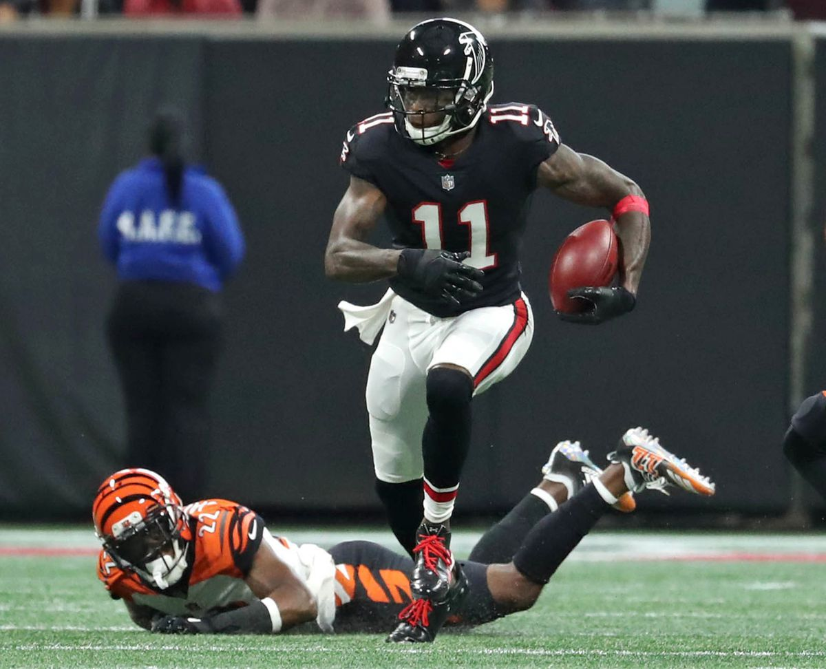 NFL: Cincinnati Bengals at Atlanta Falcons