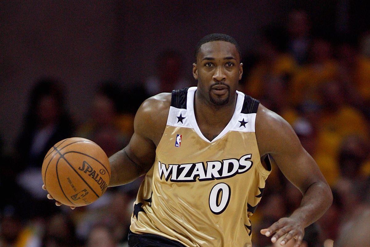 Washington Wizards v Cleveland Cavaliers, Game 1