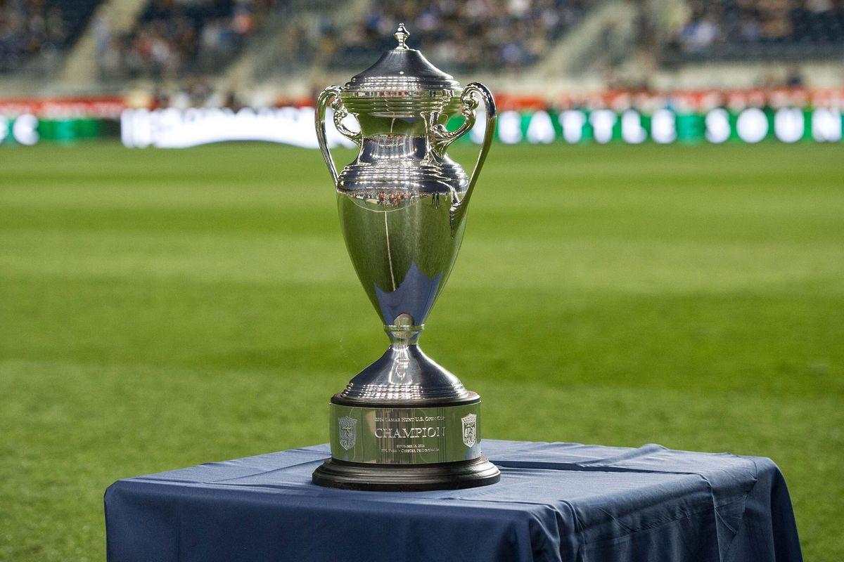 MLS: U.S. Open Cup Final-Seattle Sounders at Philadelphia Union