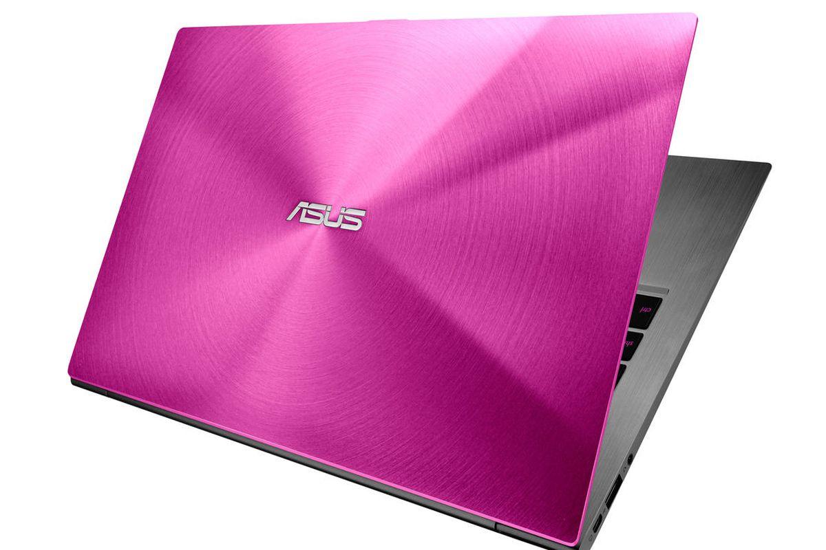 Asus UX21 pink