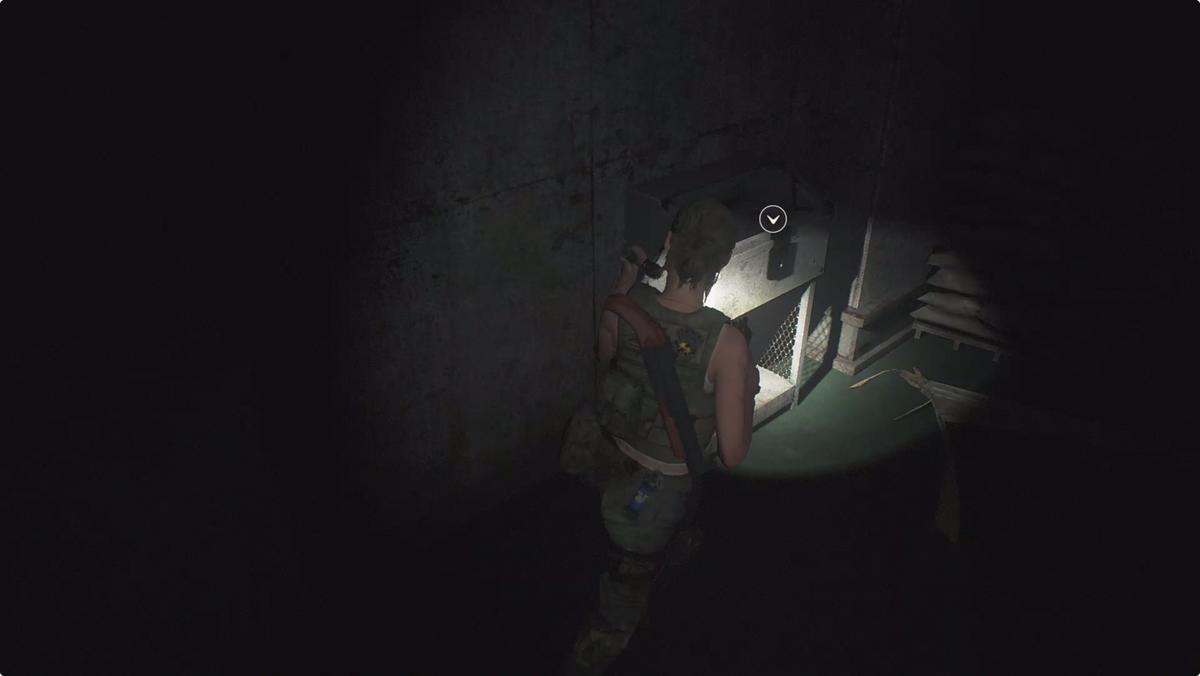 Resident Evil 2 Special Weapons Locker location