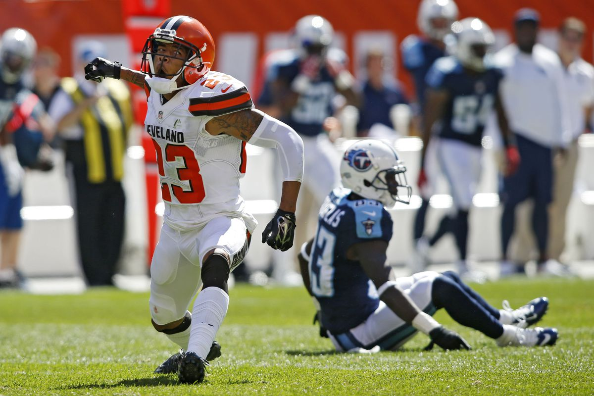 Haden's one good play in 2015.