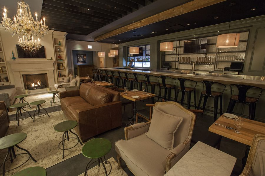 Prasino Wicker Park New Restaurant