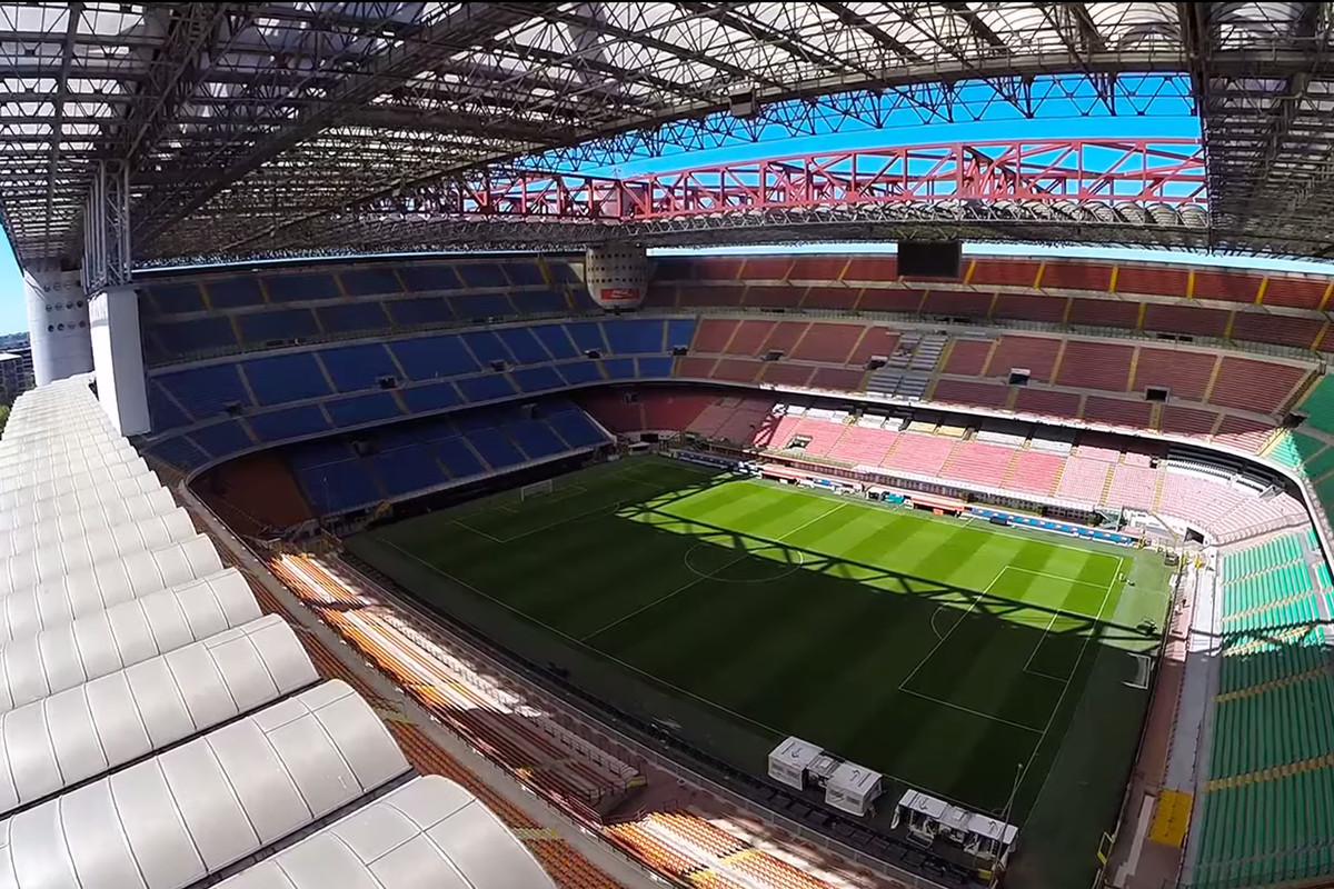 """""""New AC Milan Stadium"""" project unveiled - The AC Milan Offside"""