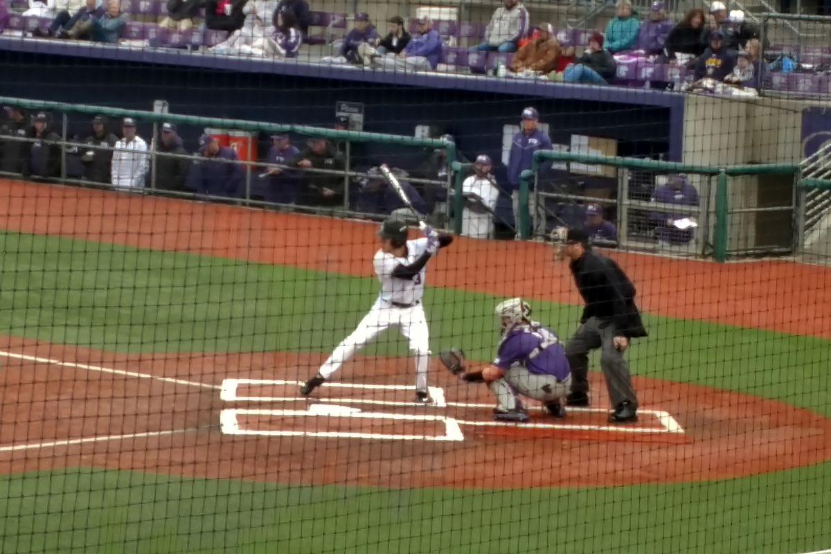K-State baseball falls to Tech, will play KU.