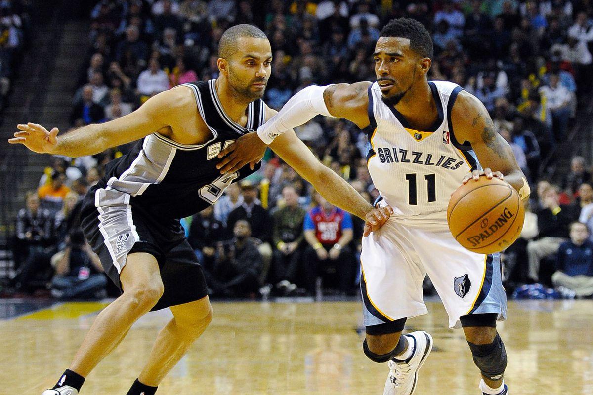 Memphis Grizzlies Vs San Antonio Spurs Game Preview