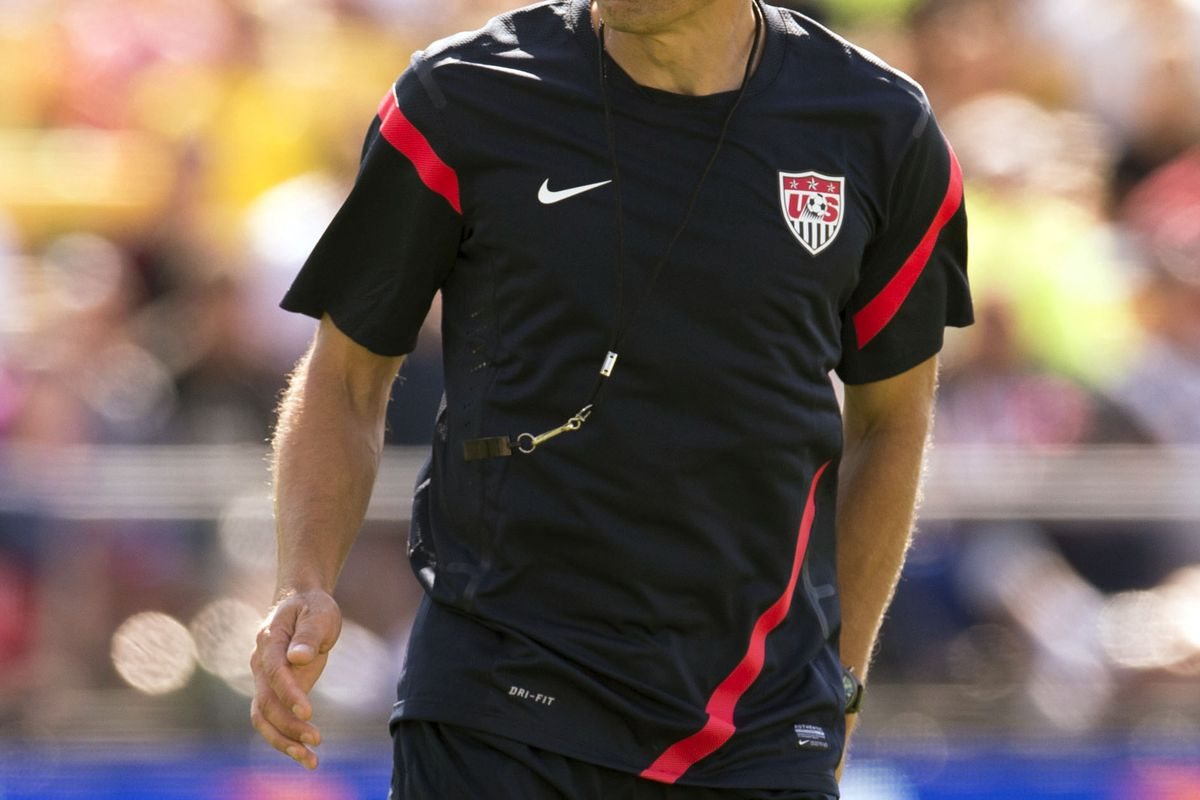 Klinsmann and the National Team facing a must win.