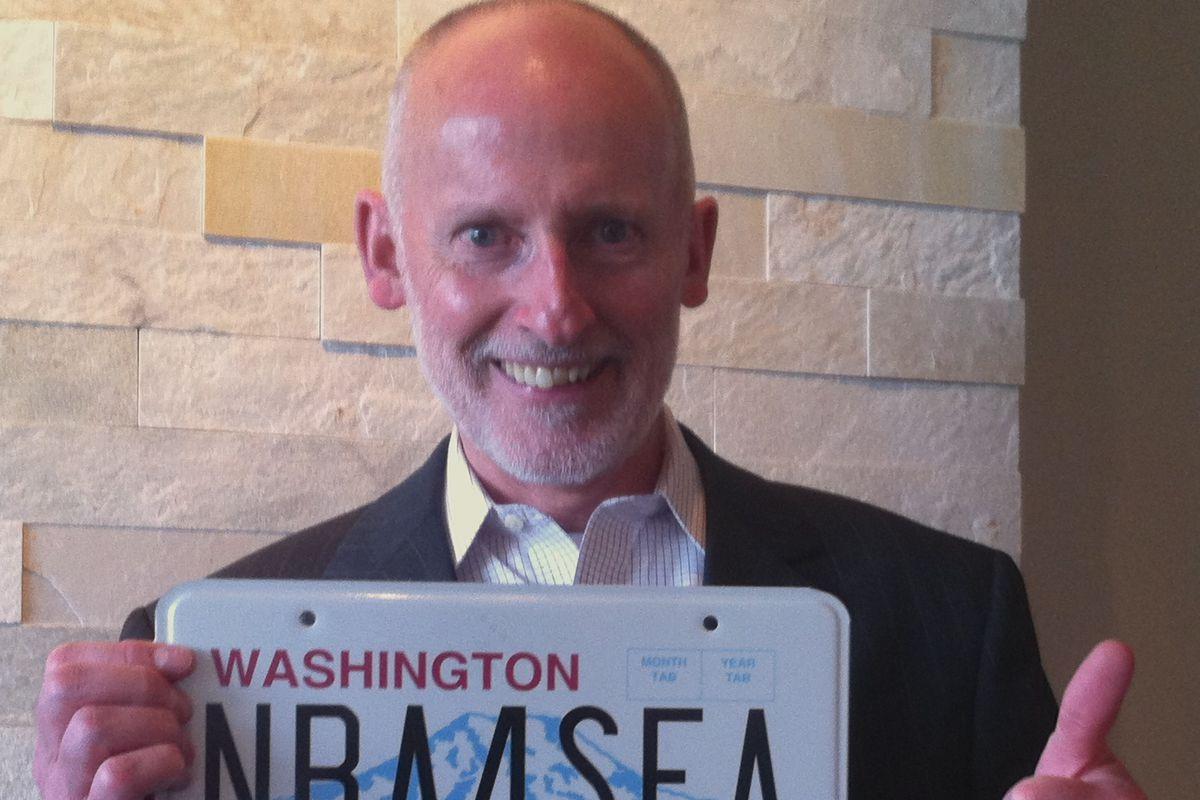 Seattle City Council President Tim Burgess