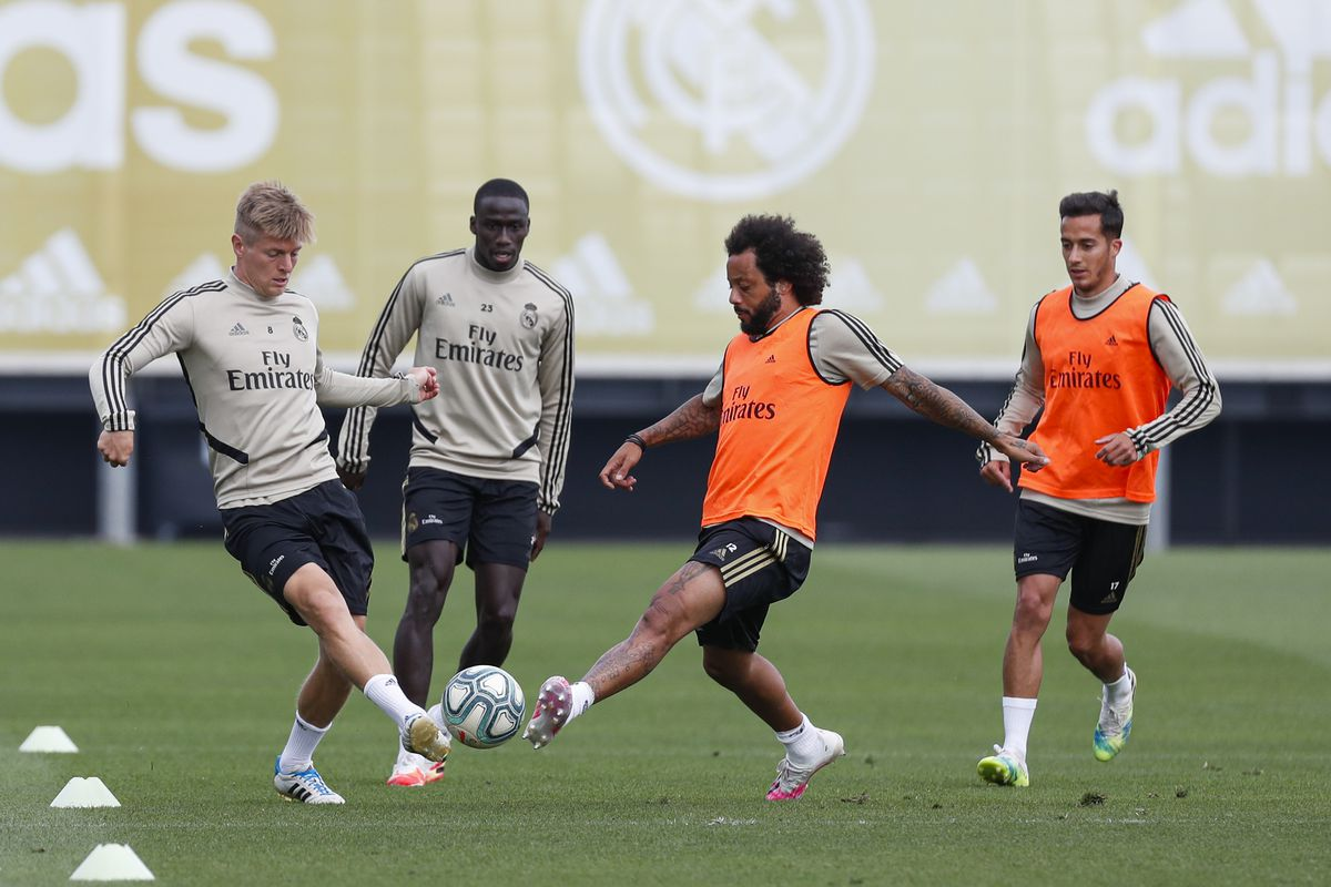 Real Madrid Announce Squad For La Liga Match Against Real Sociedad Managing Madrid