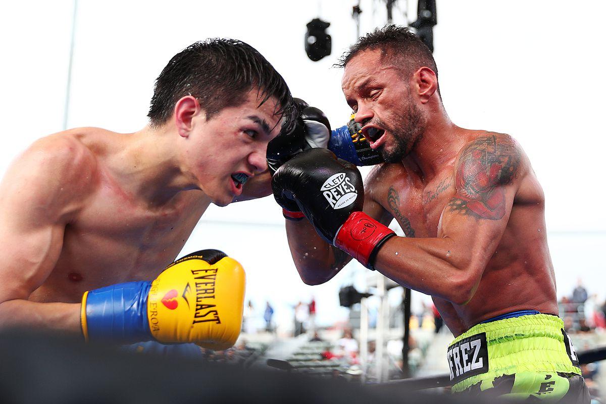 Danny Garcia v Adrian Granados