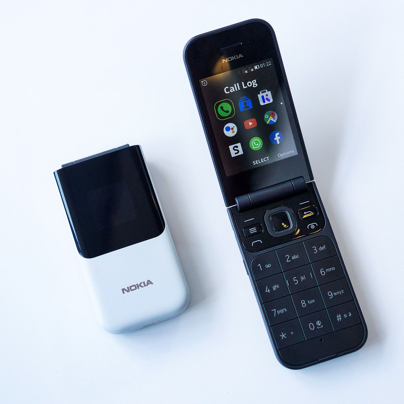 Nokia S Iconic 2720 Flip Phone Is The Latest Model To Be Resurrected By Hmd The Verge