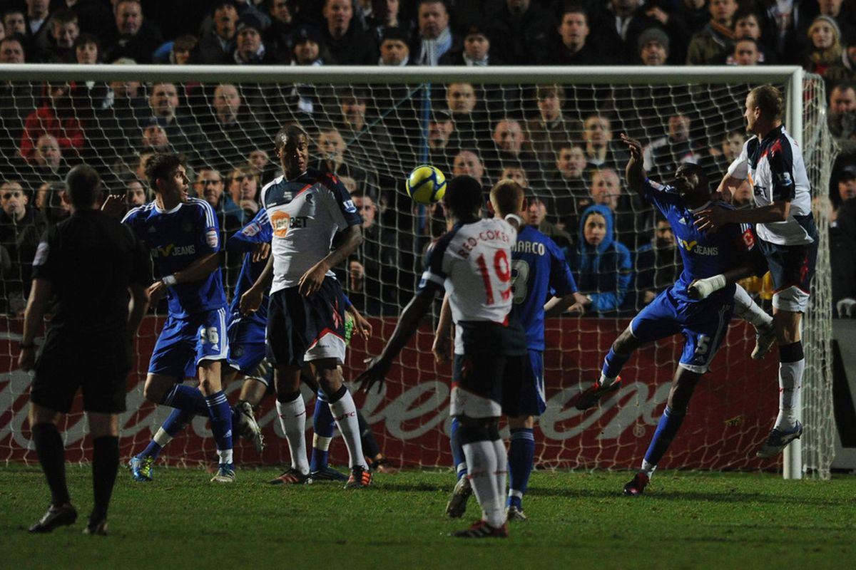 David Wheater rises head, shoulders, and chin above the opposition for the late equalizer.