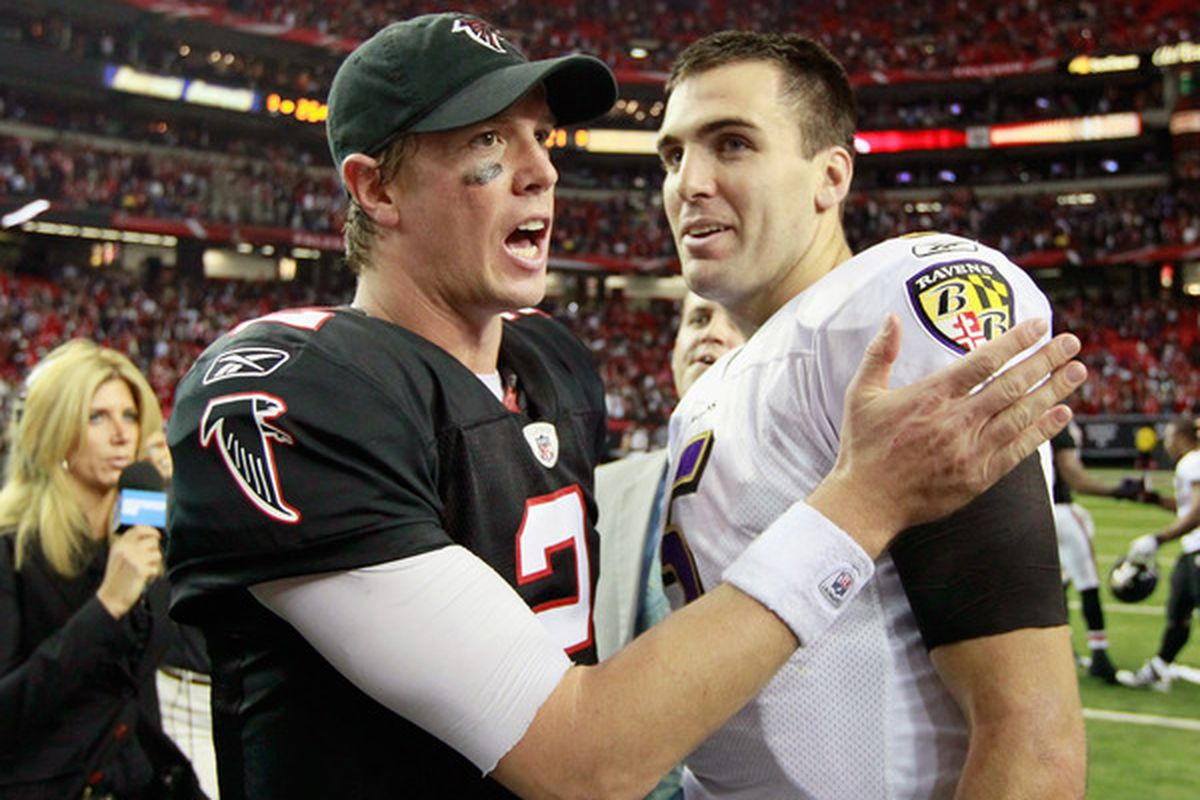 Here are five things to watch for tonight when the Ravens and Falcons square off in a preseason contest.