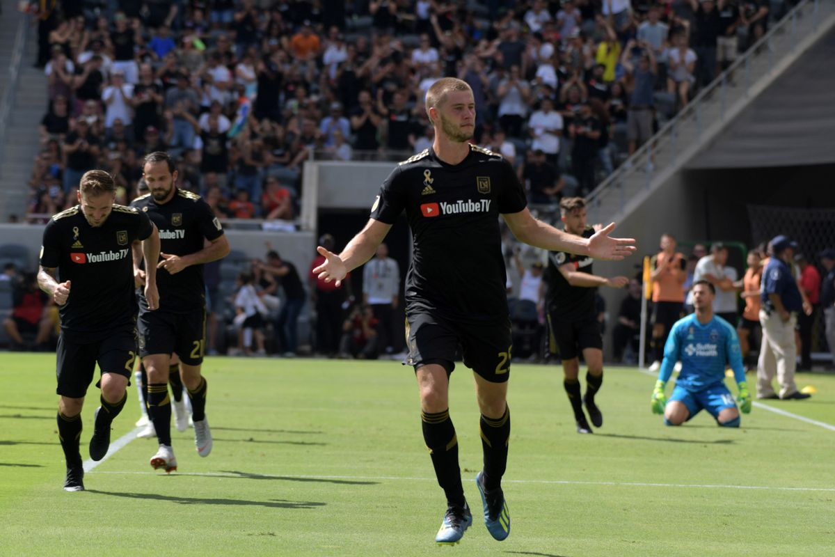 Breaking down LAFC's center back situation - Angels on Parade