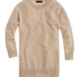 """<a href=""""http://www.jcrew.com/womens_category/sweaters/jcrewcashmere/PRDOVR~19869/99102837843/ENE~1+2+3+22+4294967294+20~~P_new_to_sale 1  P_priority 0~21+17+4294966948~90~~~~~~~/19869.jsp"""">Collection Cashmere Tippi Sweater</a>, $84.00 (was $188)"""