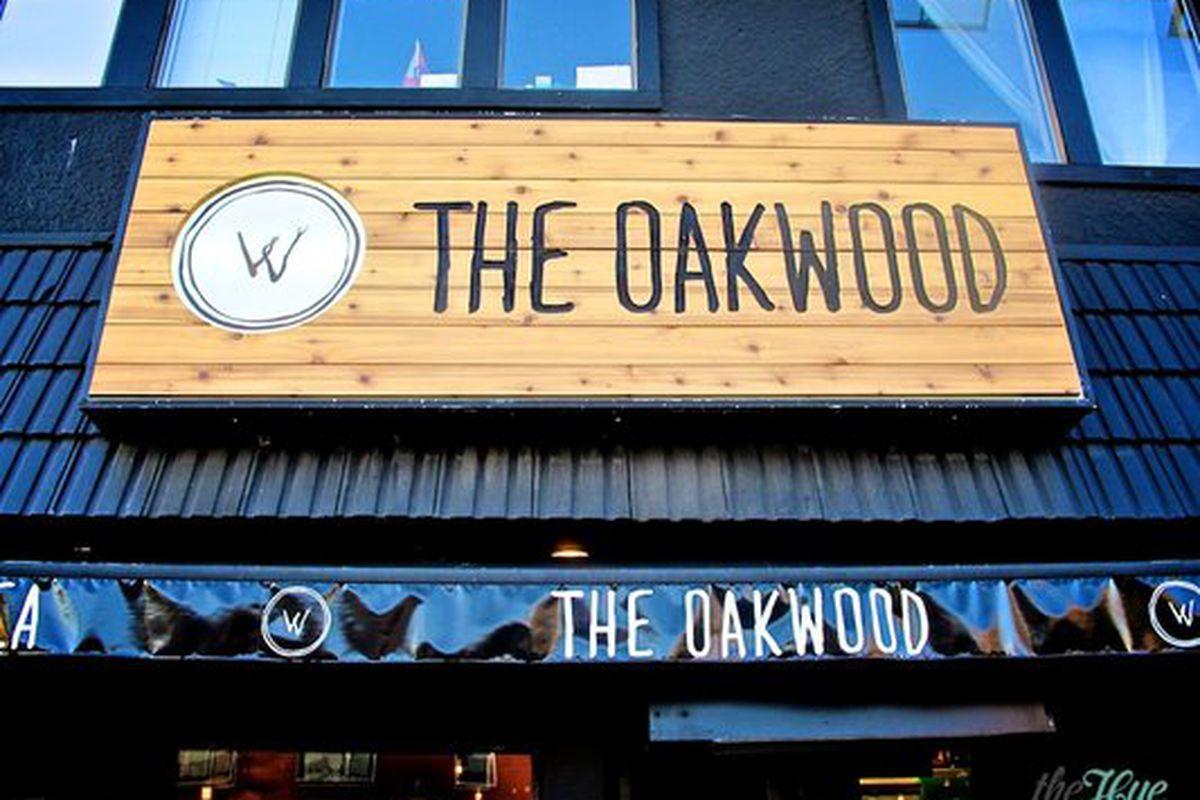 The Oakwood Canadian Bistro.