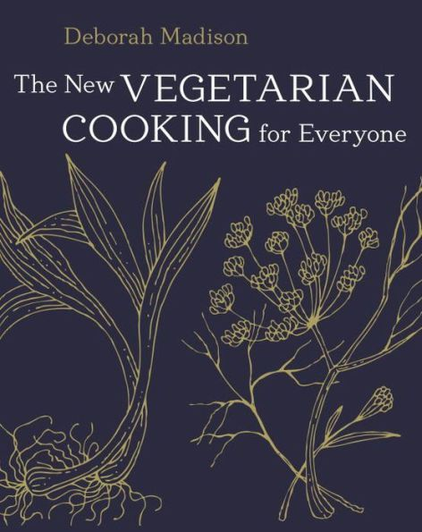"""The cover of """"New Vegetarian Cooking for Everyone."""""""