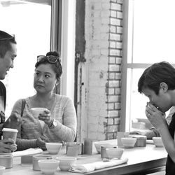 """The """"dry smell"""" during Sunday's public cupping"""