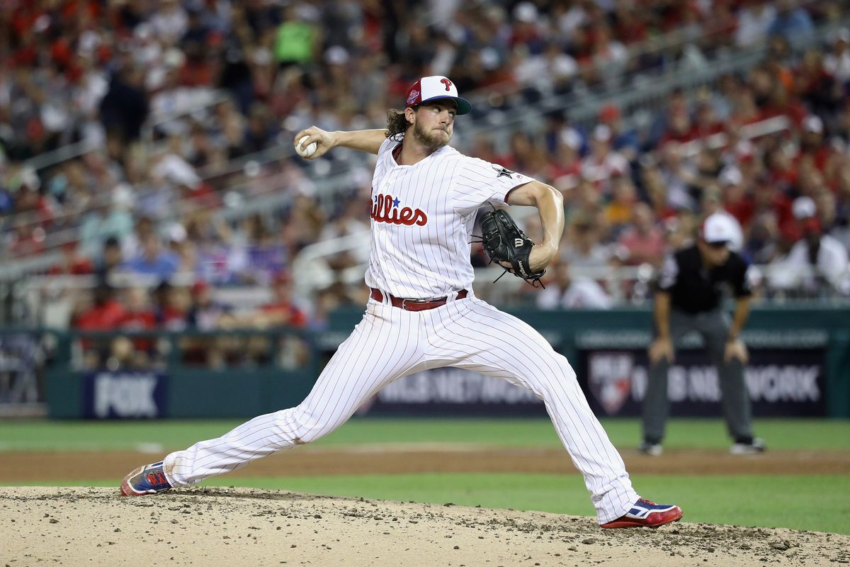 0482b2777d7 Aaron Nola was awesome at the All-Star Game - The Good Phight