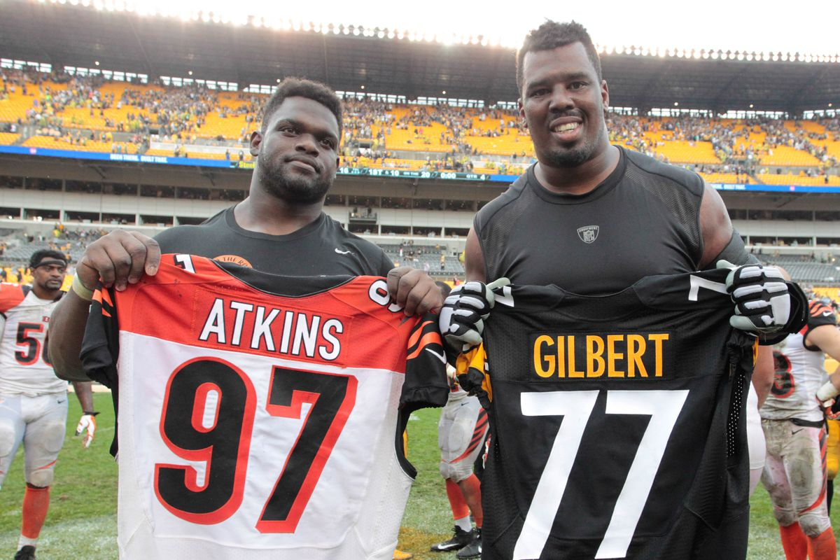 NFL Football 2017 Steelers OT Marcus Gilbert suspended 4 games