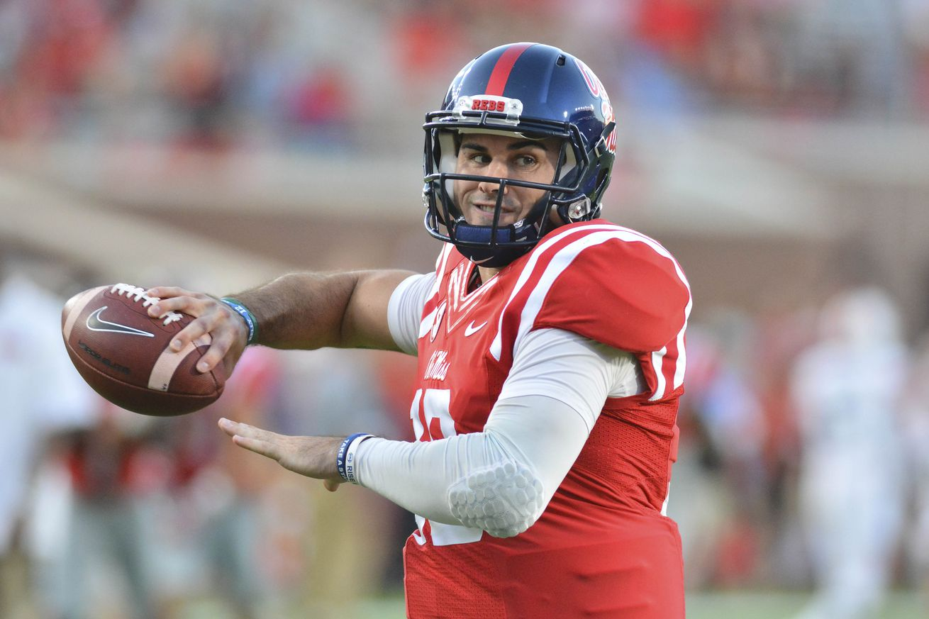 2017 Broncos roster: Chad Kelly