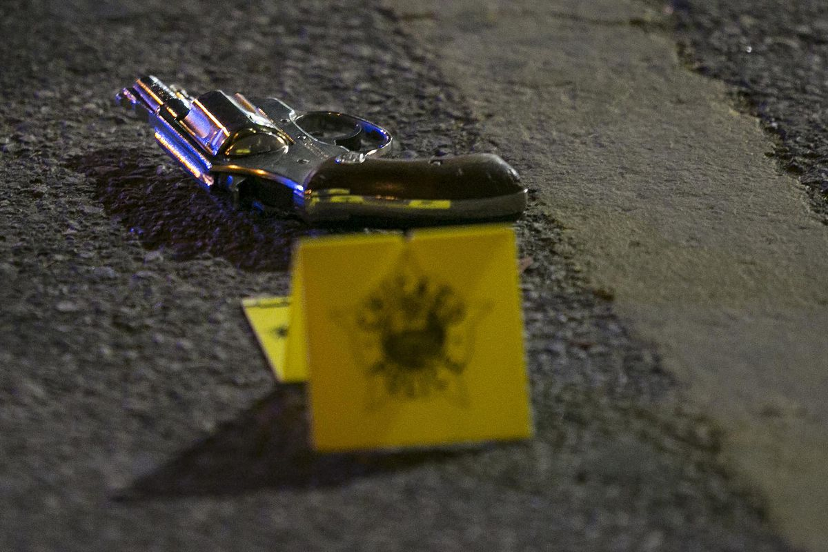 A man was killed and another wounded in a shooting Oct. 4, 2020, in Roseland.