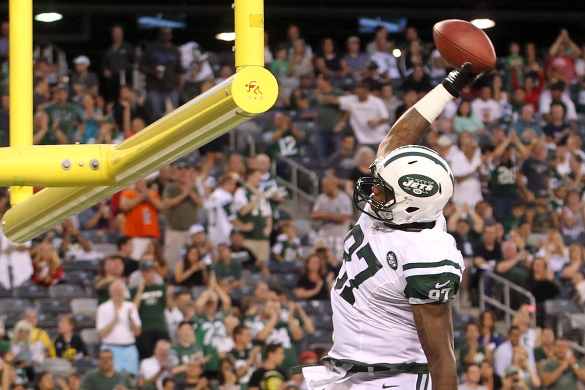 Jeff Cumberland is not cumbersome in the Jets offense.