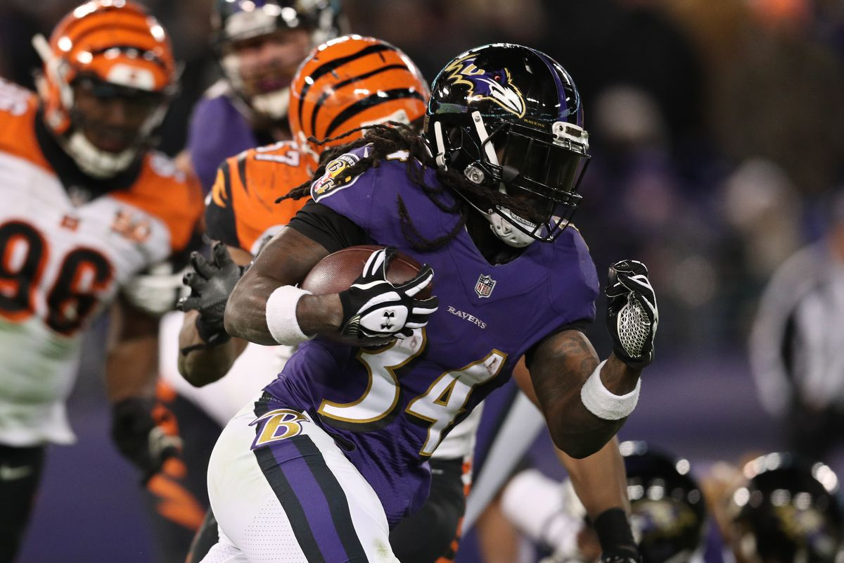 6eef425c Ravens vs. Bengals: How to watch Thursday Night Football - Bleeding ...