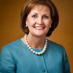 Linda K. Burton, general president of the Relief Society