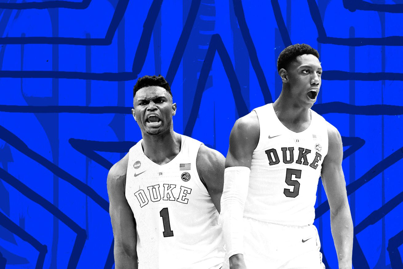 as a recruit.0 - Why R.J. Barrett was ranked higher than Zion Williamson as a recruit