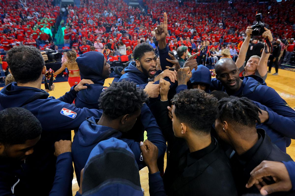 918c162dff64 Five silly but true keys for the New Orleans Pelicans in the upcoming  2018-19 season - The Bird Writes