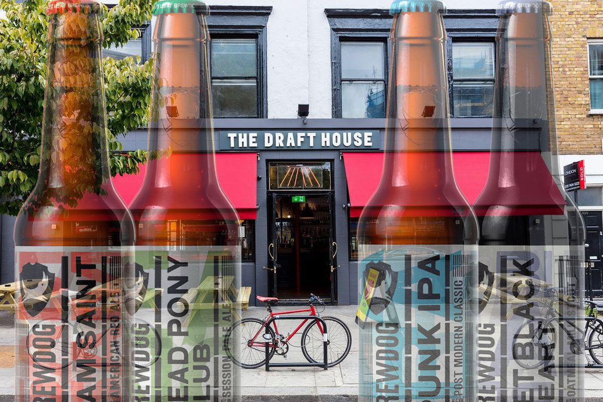 Giant Brewery Brewdog Announces Takeover Of 13 London Pubs Eater London