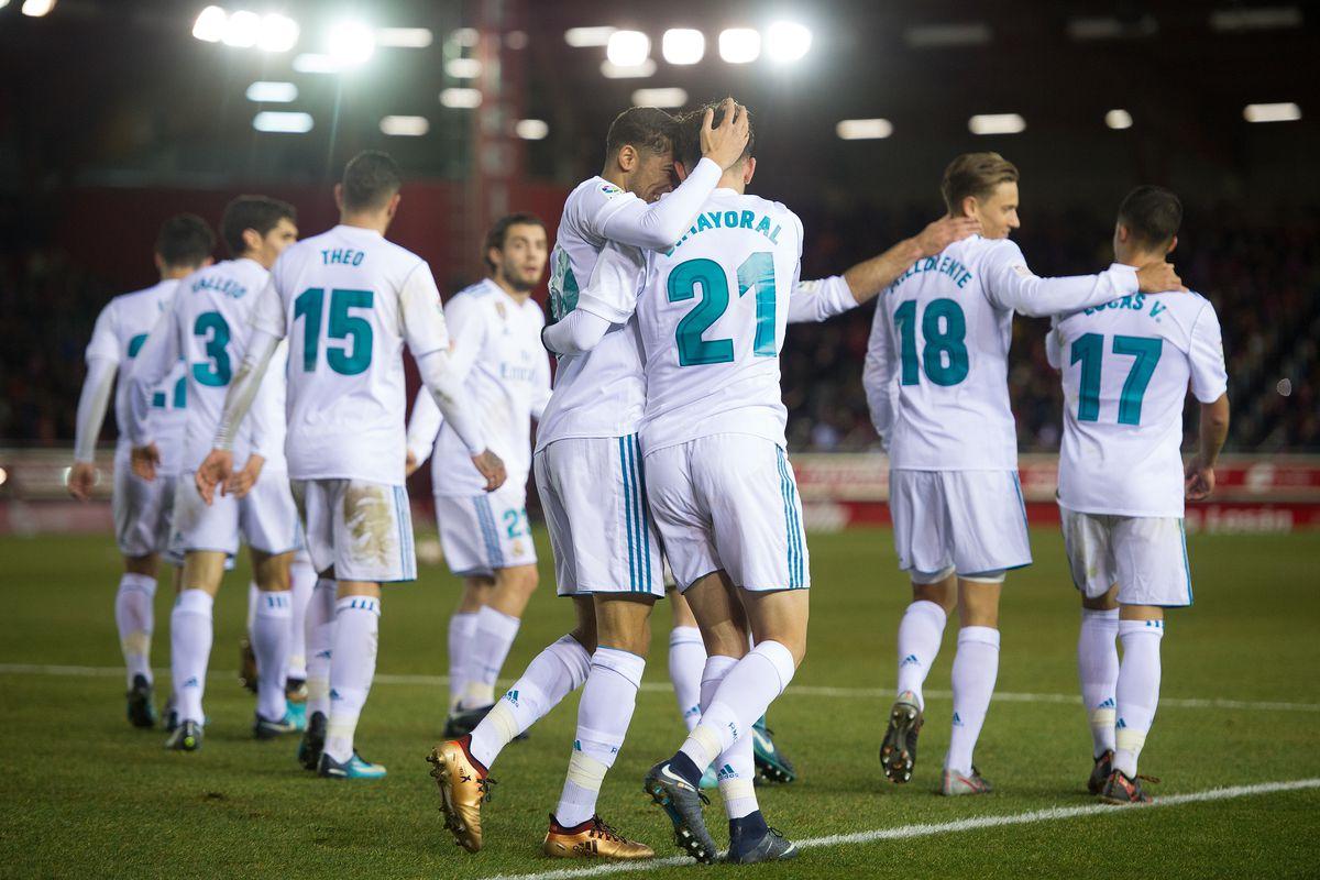 Numancia v Real Madrid - Copa Del Rey