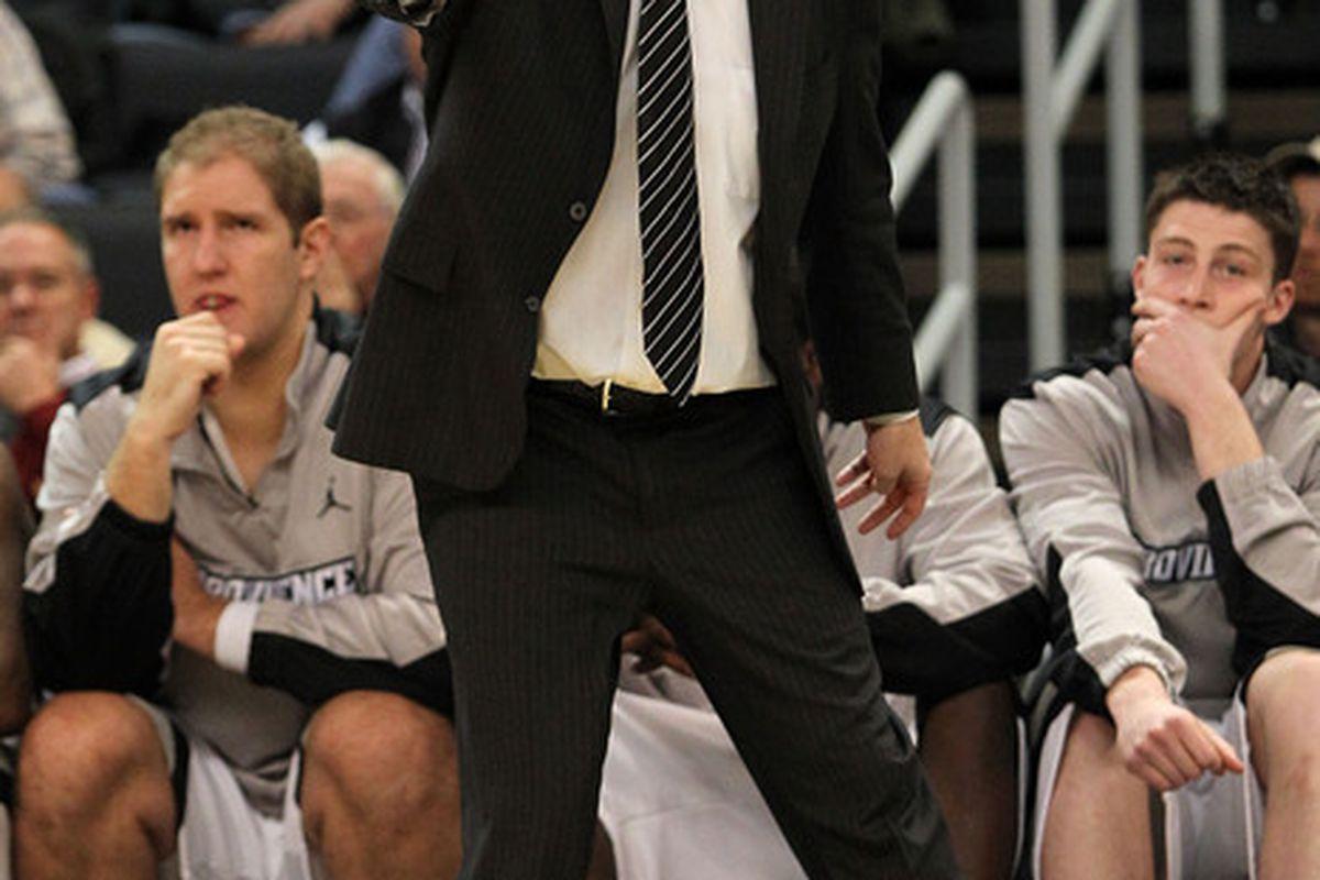 Don't hog all the followers, Coach Keno.
