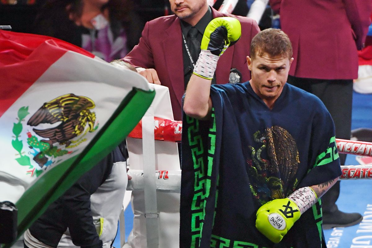 Canelo Alvarez says 'No mas' to DAZN delaying his fights for UFC