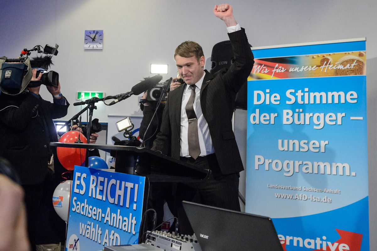 Saxony-Anhalt Holds State Elections